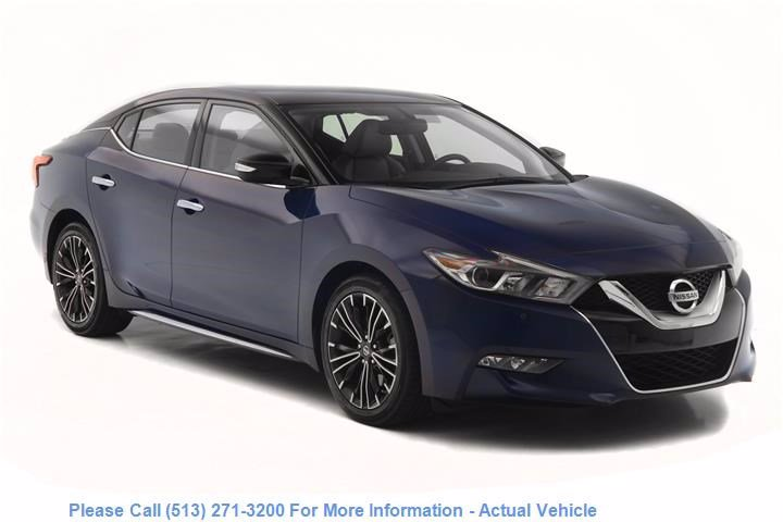 Pre Owned 2016 Nissan Maxima 3 5 Sv 4dr