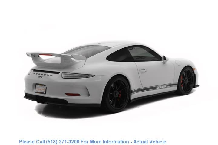 Certified Pre-Owned 2014 Porsche 911 GT3