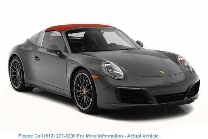 Certified Pre-Owned 2017 Porsche 911 4S