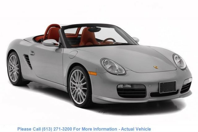 Pre-Owned 2008 Porsche Boxster RS 60 Spyder