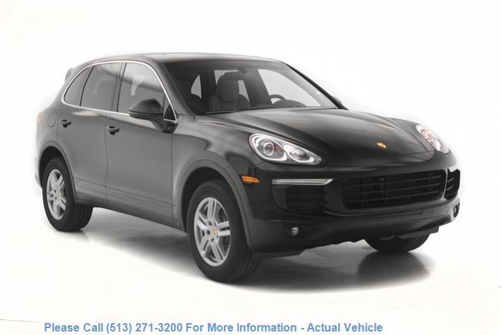 New 2018 Porsche Cayenne Base AWD