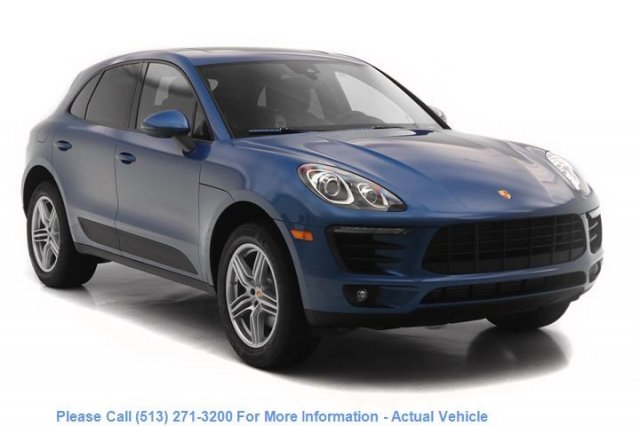 Pre-Owned 2018 Porsche Macan 4DR SUV AWD